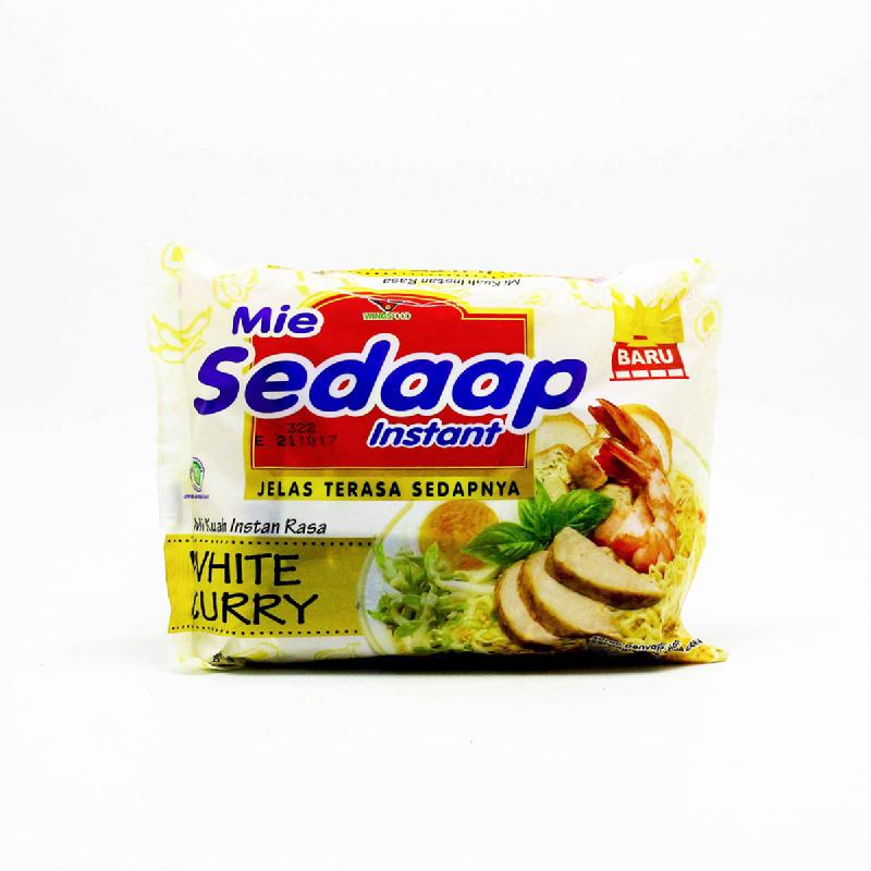 Sedaap Mie White Curry 75G