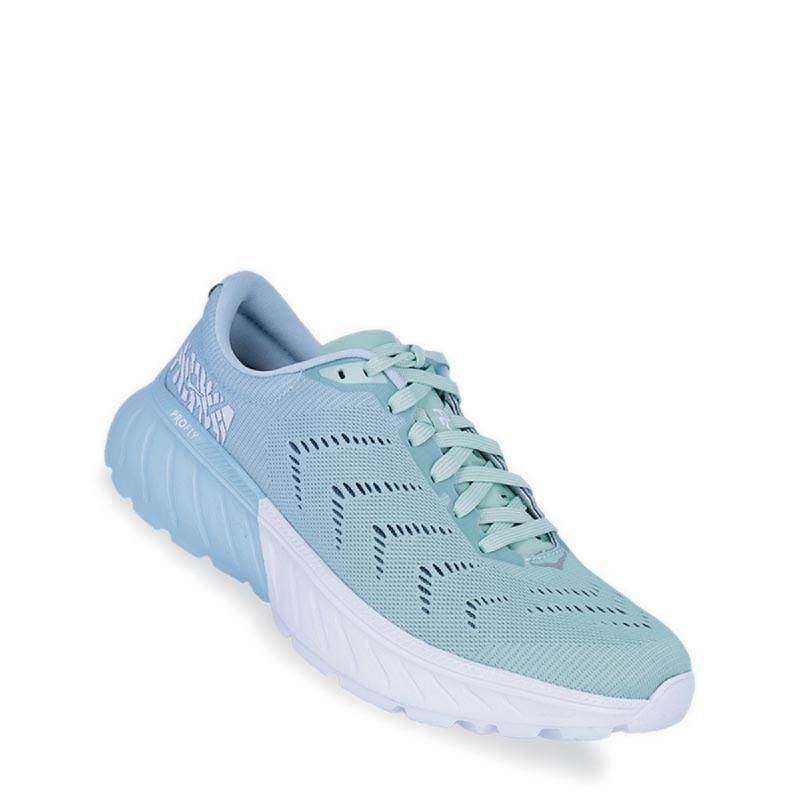 Hoka One One Mach 2 Women Running Shoes Blue