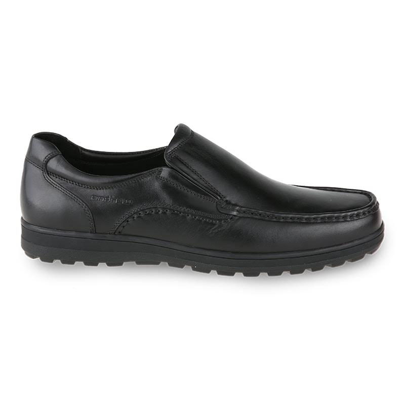 Andrew Campbel Formal Shoes Pria Hitam