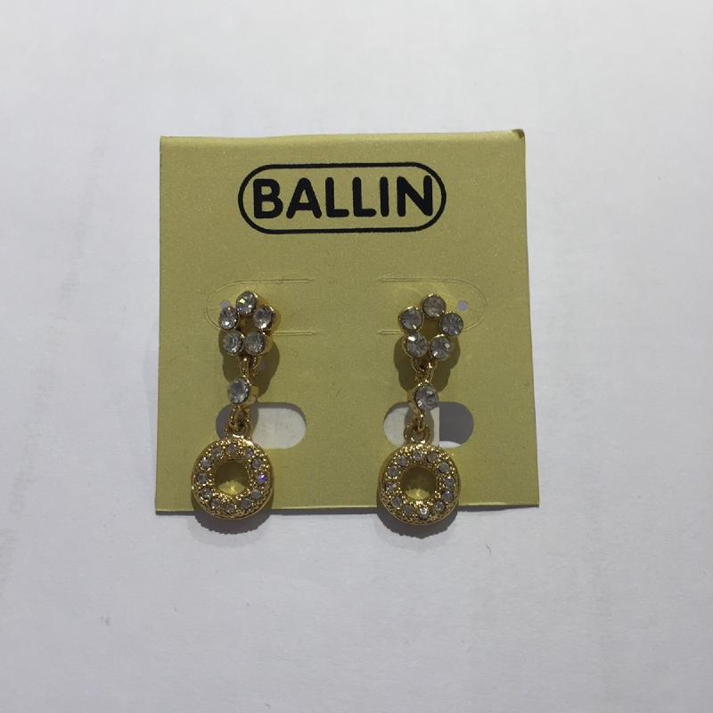 Ballin Women Earing YZ-E1584G Gold