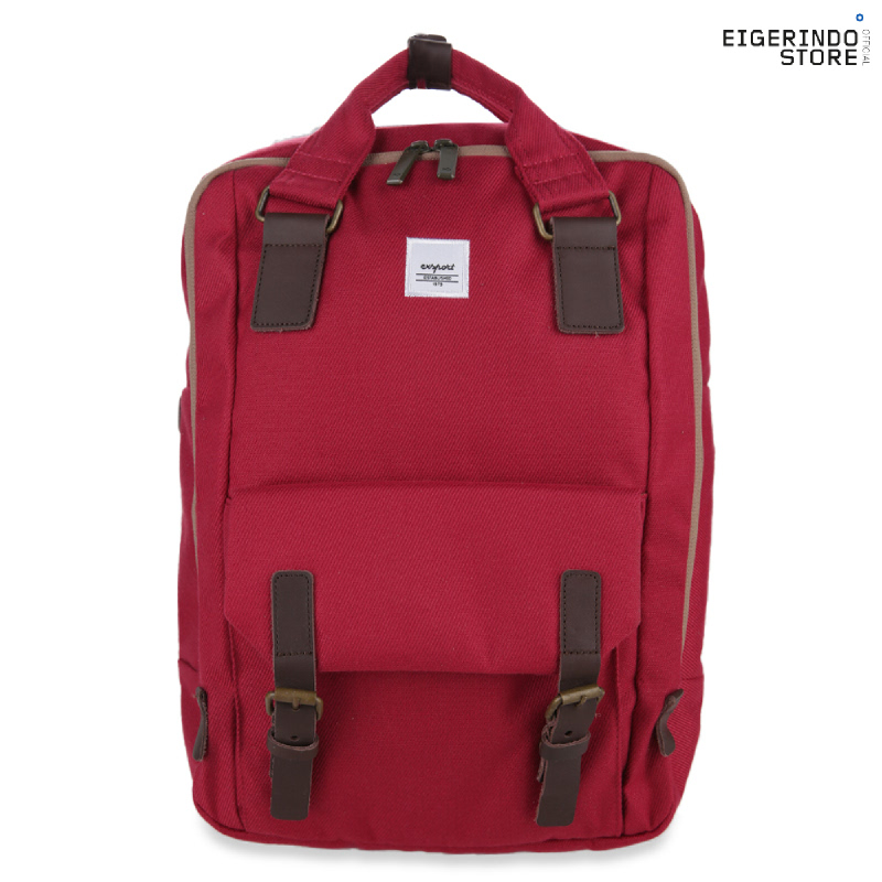 Exsport Paloma Heritage 2 Way Carry - Red