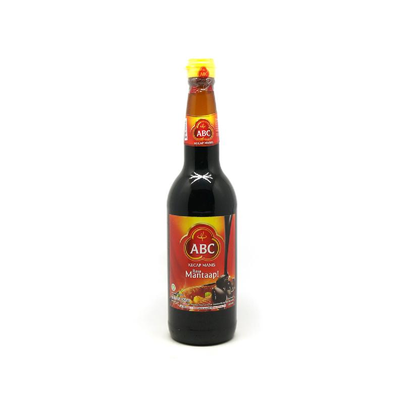 Abc Kecap Manis Botol 620 Ml
