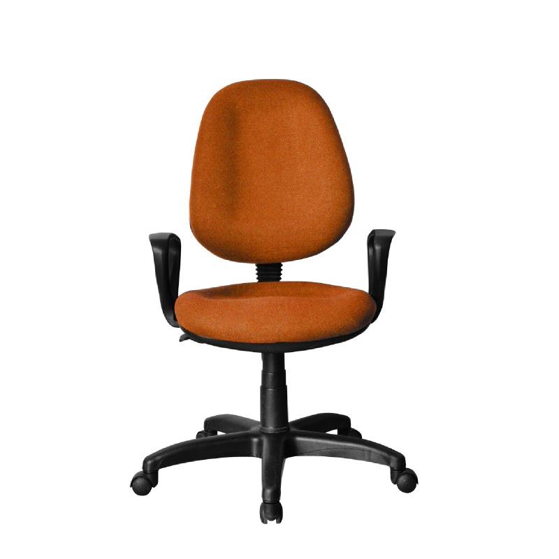 HighPoint Kursi kerja kursi kantor BK Series - BK26 Lucky Orange