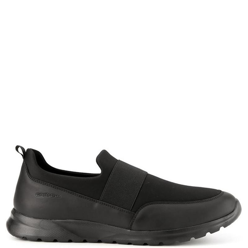 Andrew Men Coren Sneakers Black
