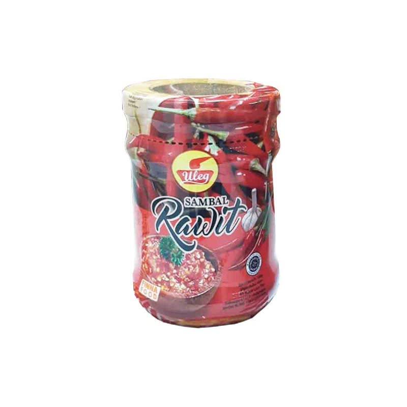 Finna Sambal Rawit Jar 180 Ml