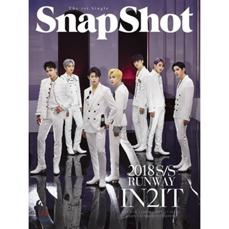 [CD] IN2IT - SnapShot [Runway ver.]