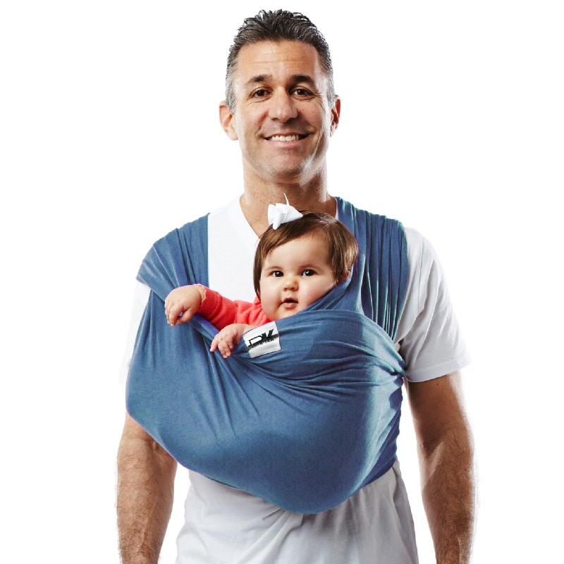 Baby Ktan Baby carrier Denim Size-XS