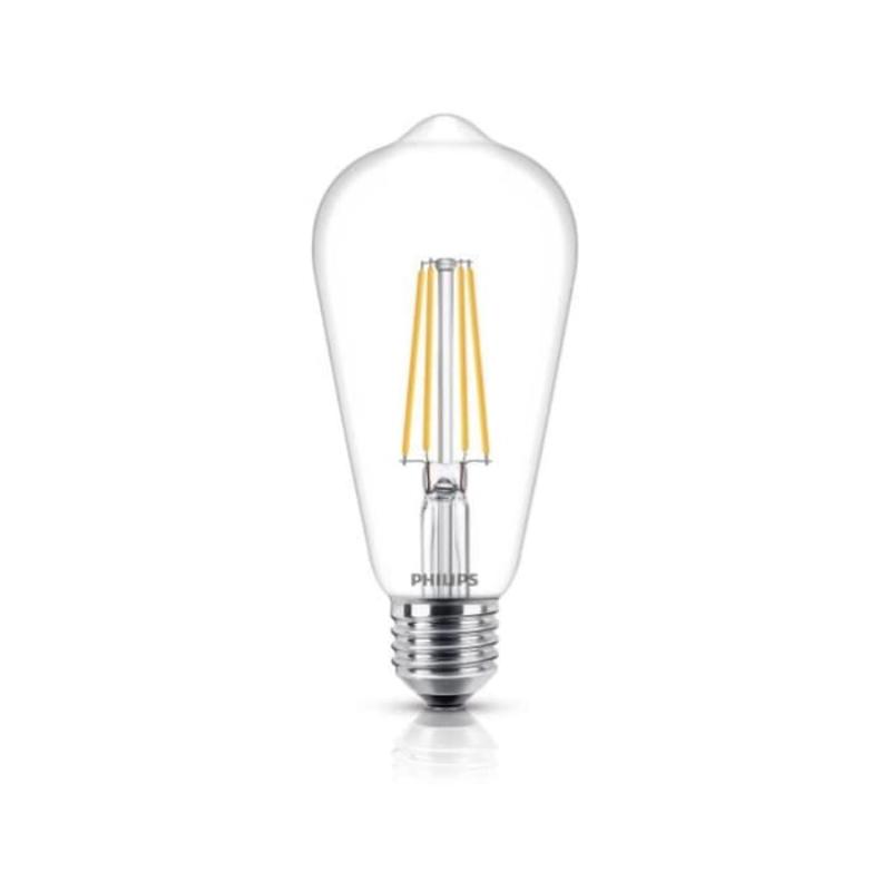 Philips LED Classic 4-50W ST64 E27 WW Kuning
