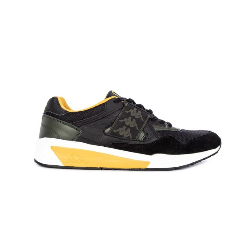 Kappa KJ3FS033 Authentic Street Sneakers - OEBK (FREE SOCK)