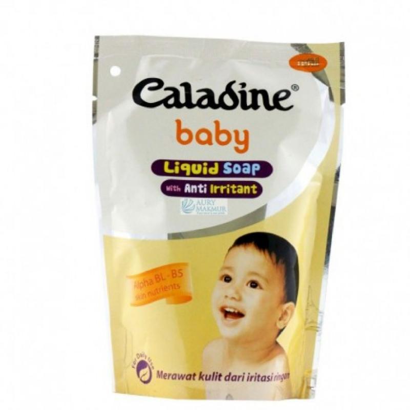 Caladine Baby Liquid Soap Anti Irritant Ref 200 Ml