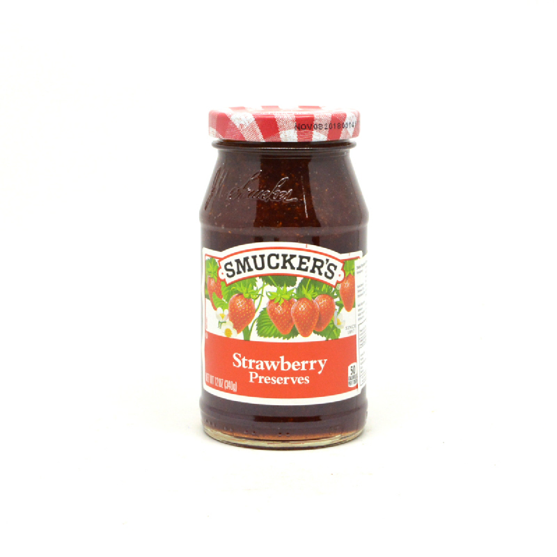 Smuckers Strawberry 340 Gr