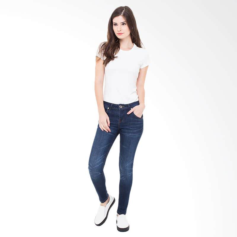 Ladies Jeans Racheilla - Blue