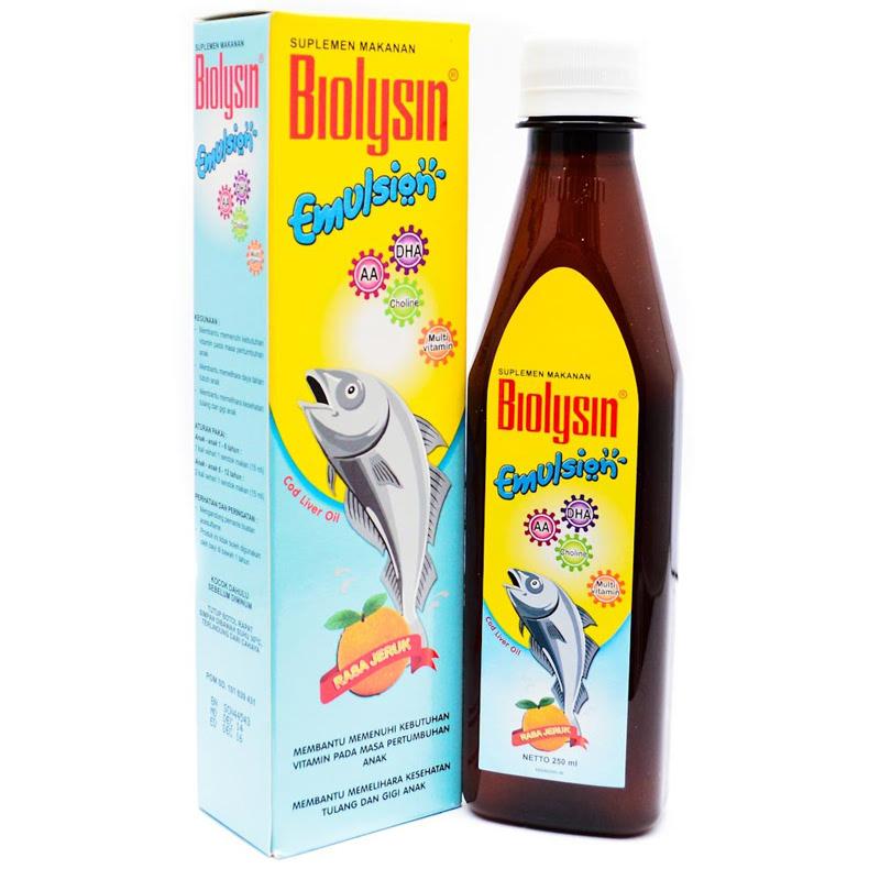 Biolysin Emultion Botol 250ml