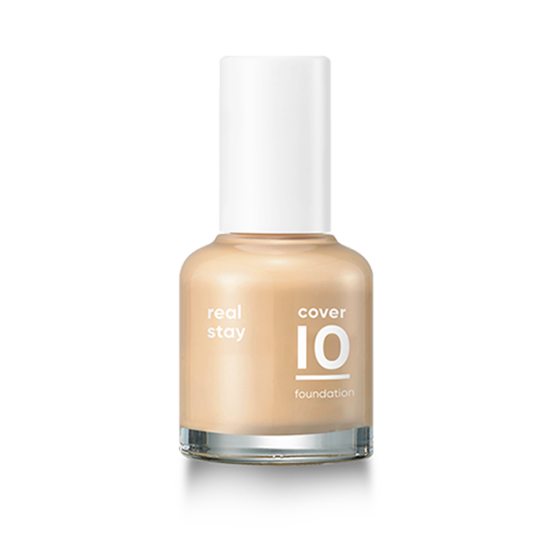 Banila Co Cover 10 Real Stay Foundation 30ml - BE20