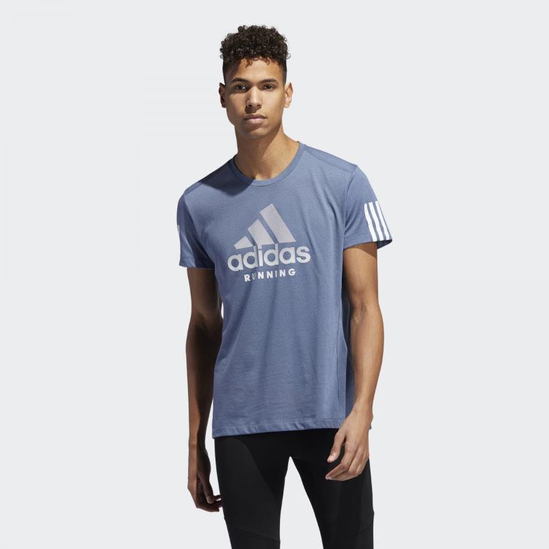 Adidas Run It Badge Of Sport Soft Tee EC7495
