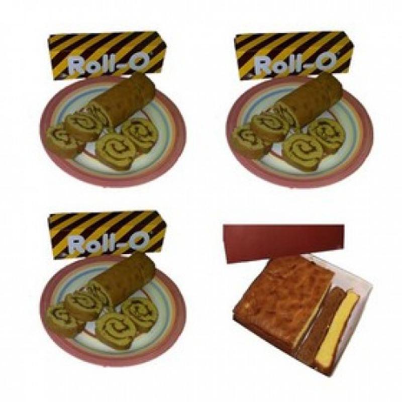 OrionMix 13  Mandarin Besar Ori + Roll O Original + Roll O Mocca + Roll O Special (Isi 4 Pcs)