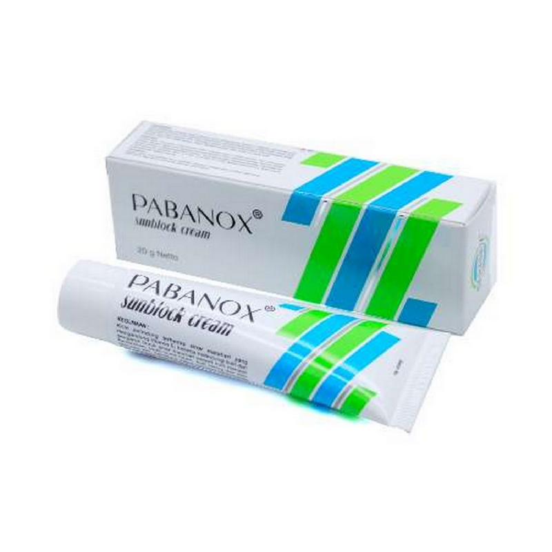 Pabanox Krim 20 g
