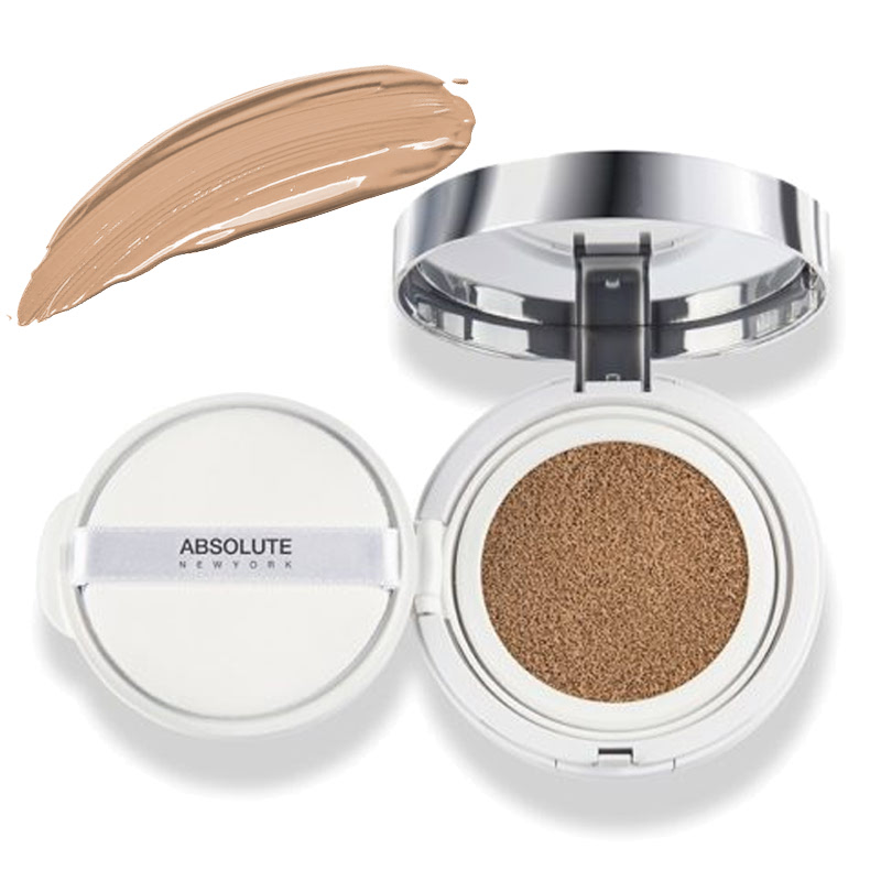 Absolute New York HD Flawless Cushion Compact Foundation Tan