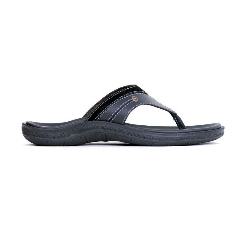 Alseno Sandals Bram - Black