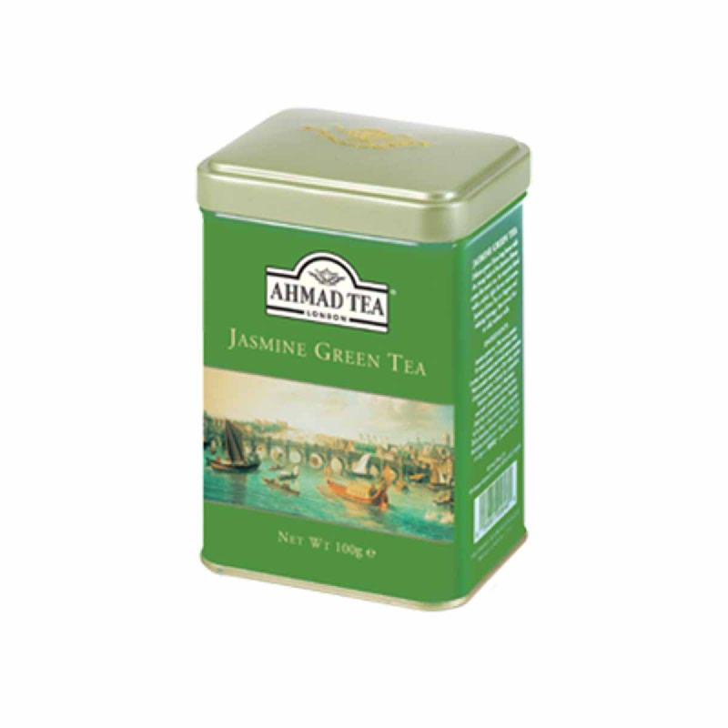 Ahmad Tea Jasmine Green Tea 100 Gr