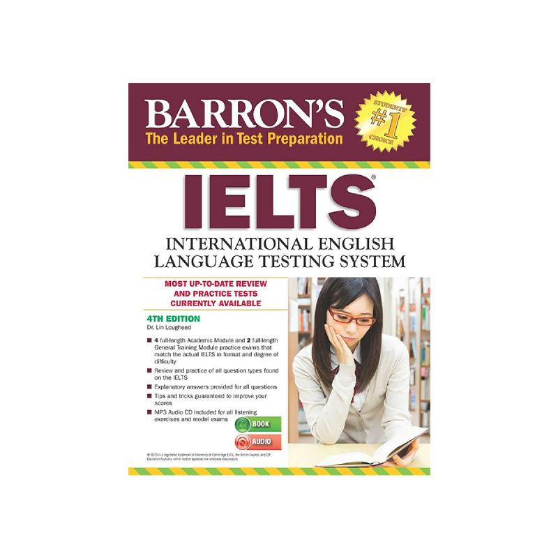 Barrons Ielts