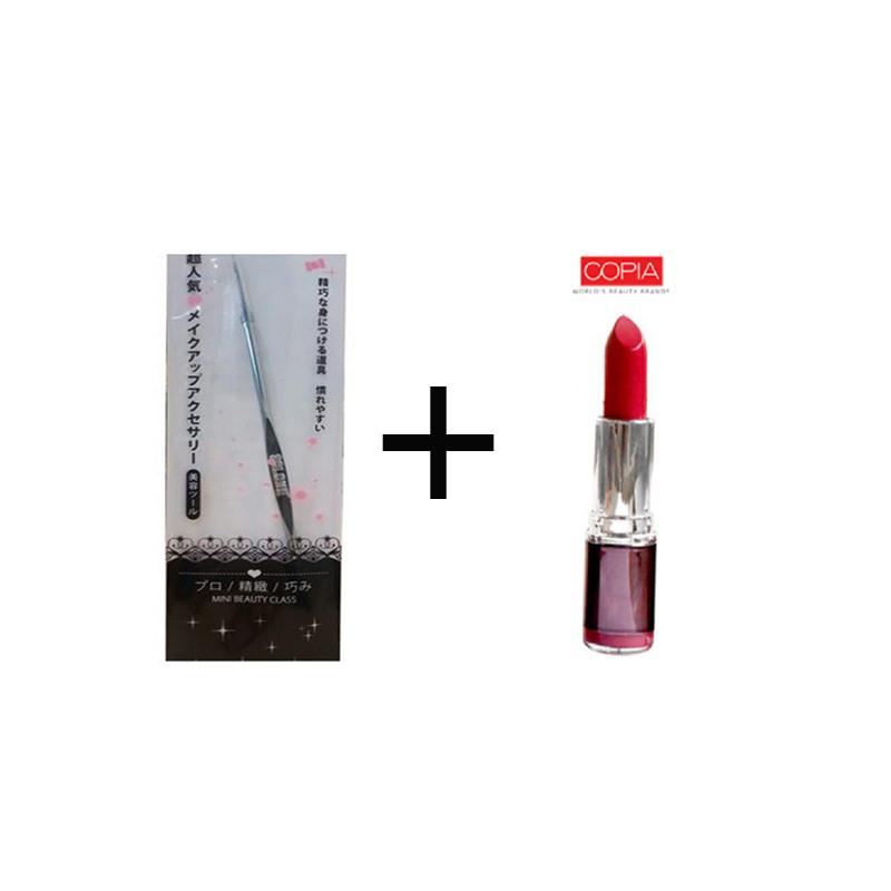 Beaute Recipe Acne Stick 1073-4 + Be Matte Lipstick Brick