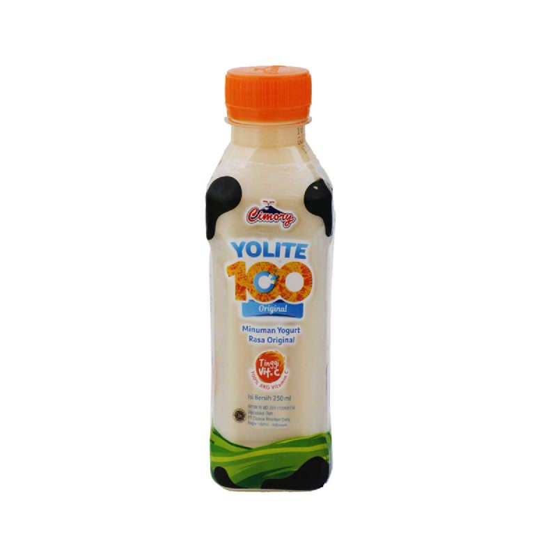 Cimory Yoghurt Drink Yolite C+100 Original 250 Ml