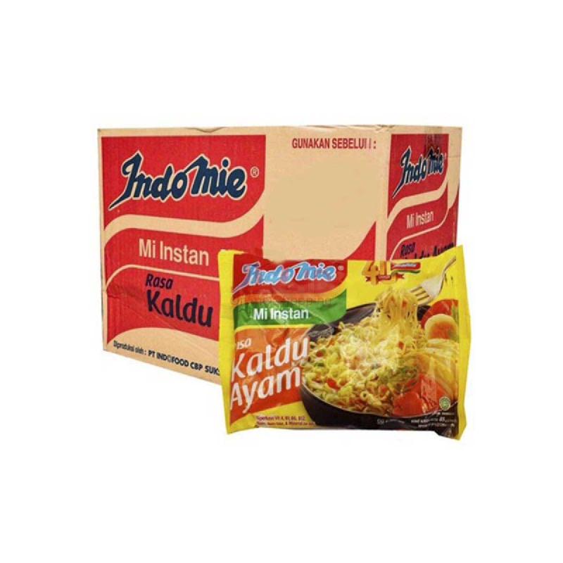 Indomie Mie Instant Kaldu Ayam 72 Gr (1 Karton)