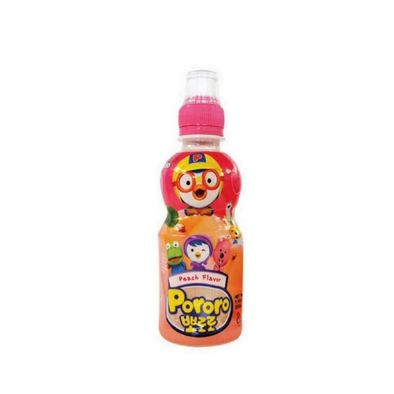 Pororo Peach 235 Ml