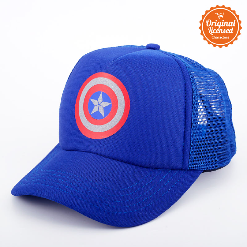 Avengers Trucker Cap Infinity War Captain America