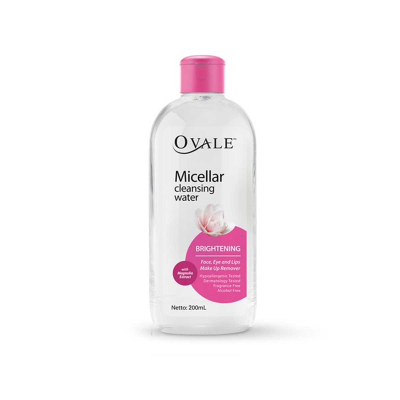 Ovale Micellar Cleansing Water 200 Ml