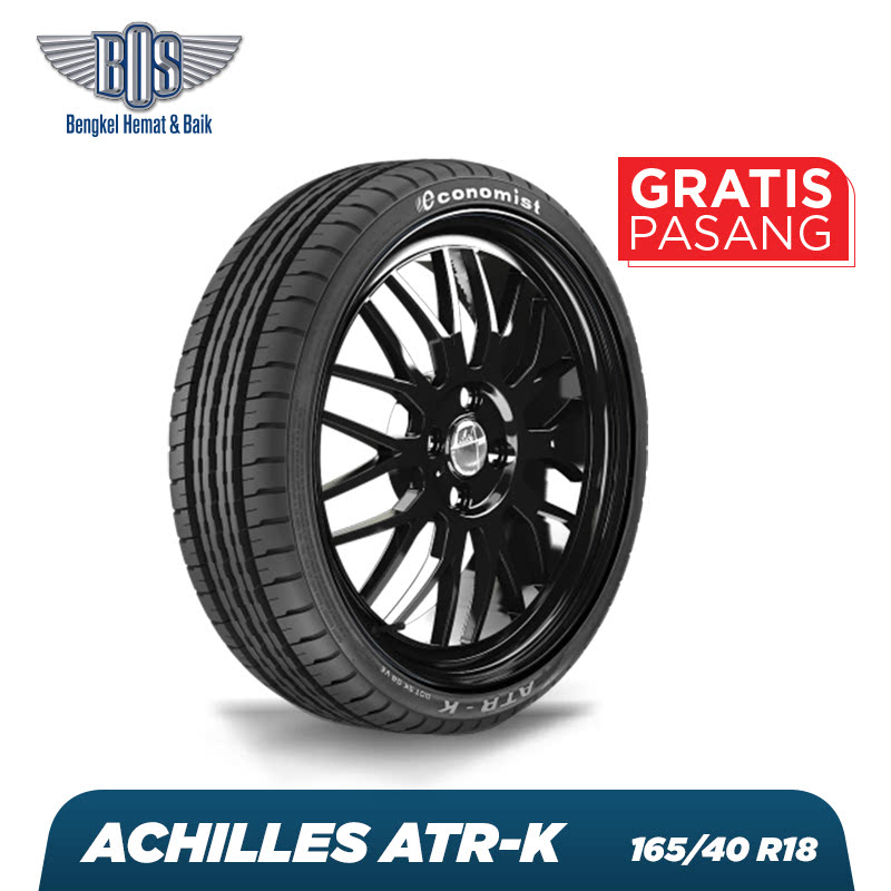 Achilles Ban Mobil ATR-K Economist - 165-40 R18 85V XL - GRATIS JASA PASANG DAN BALANCING