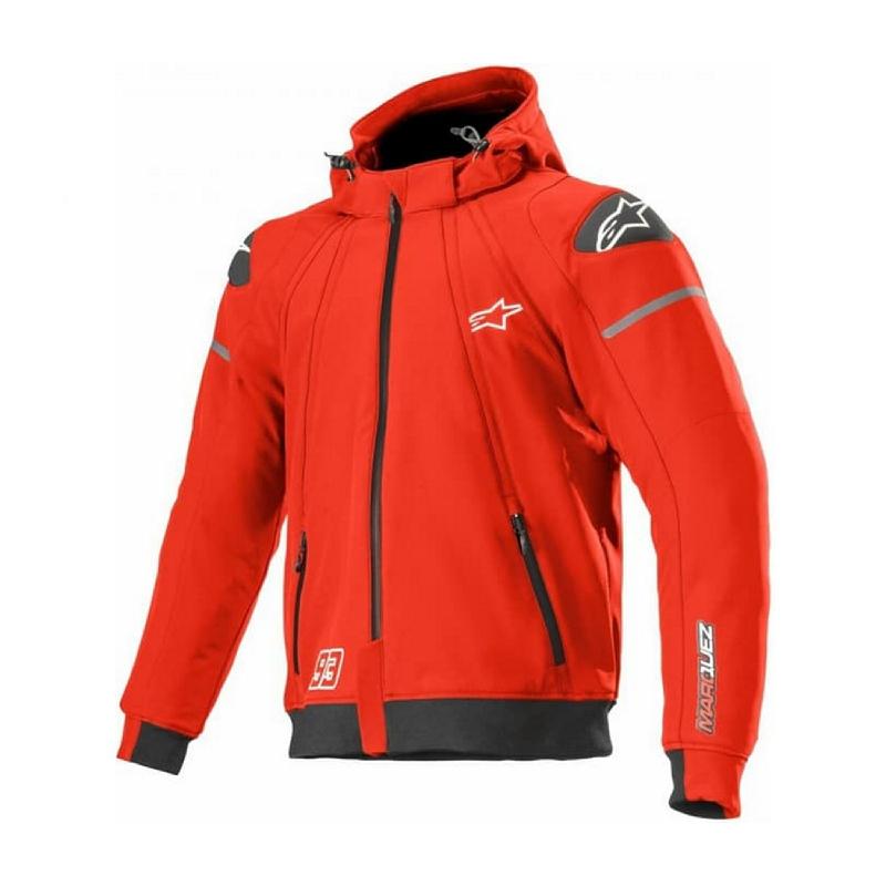 Alpinestars Rio Hondo Jacket Red MM93