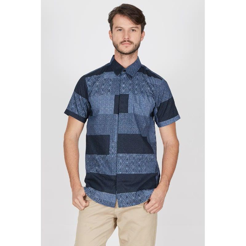 Men Eddie Short Sleeve Shirt