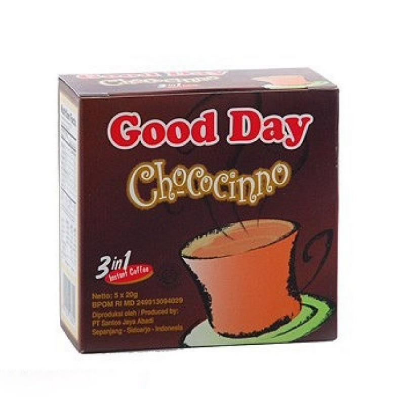 Good Day Kopi Chococinno 5X20G