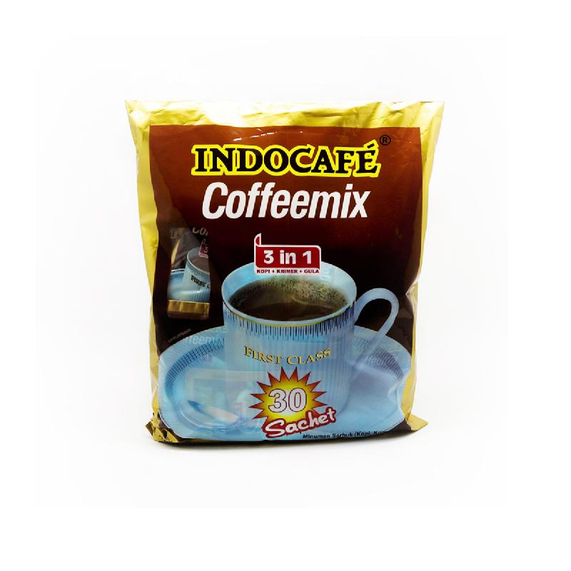 Indocafe Coffee Coffeemix [30 X 20G]