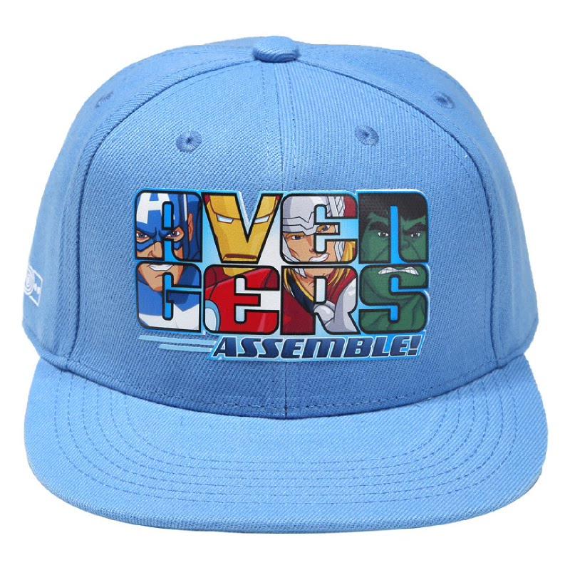 Snapback The Avengers Assemble Cap Blue