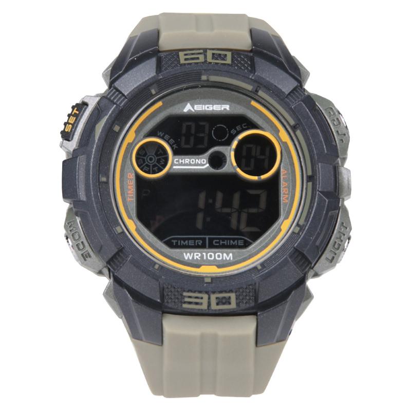 Eiger Ataca 4.0 Watch - Black Olive