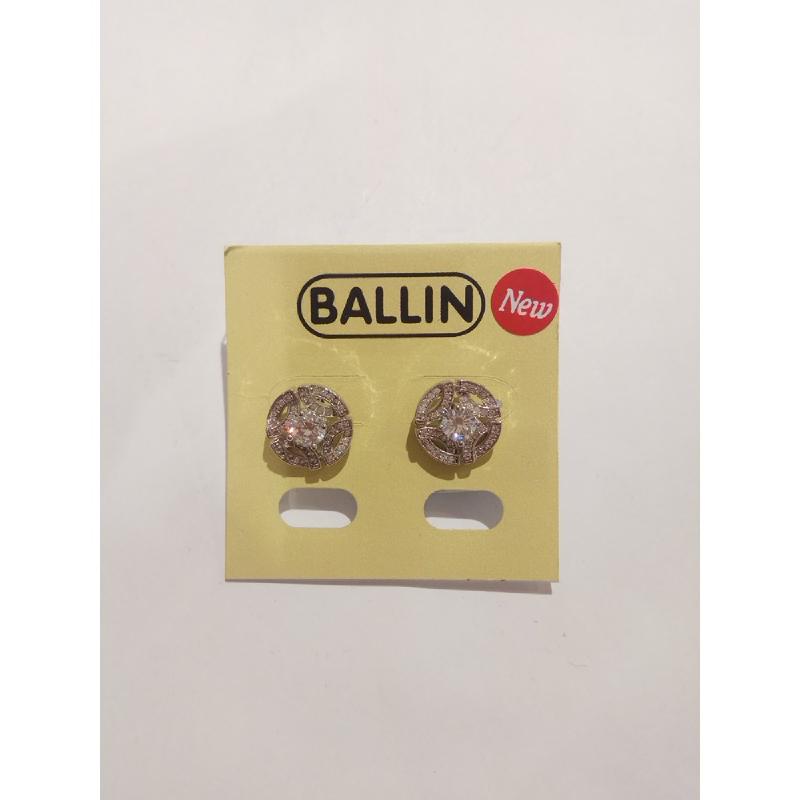 Ballin Women Earing FF-E01475 Silver