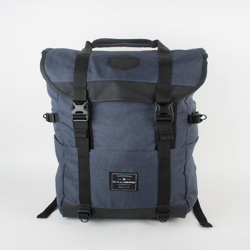 Kalibre Backpack Vandervon Grey-Black