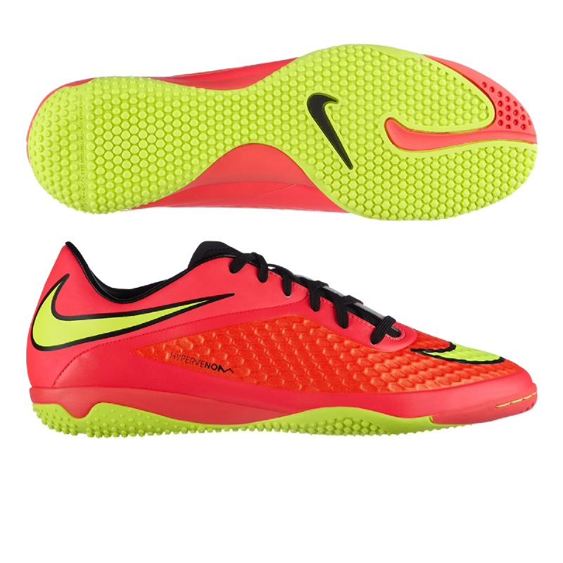 HypervenomPhelonIc 599849-690 Futsal Shoes