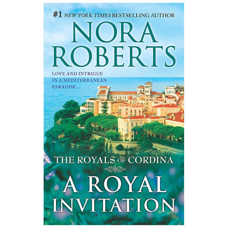 A Royal Invitation (Royals Of Cordina 2)