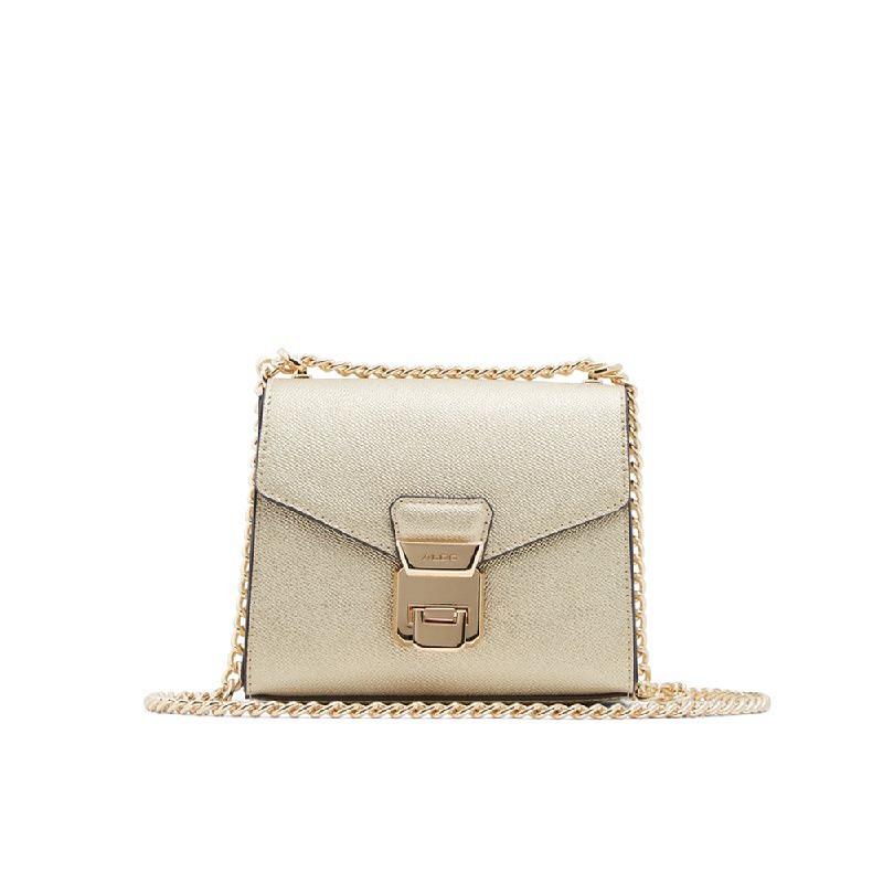 ALDO Ladies Crossbody Bags SARSE-710 Gold