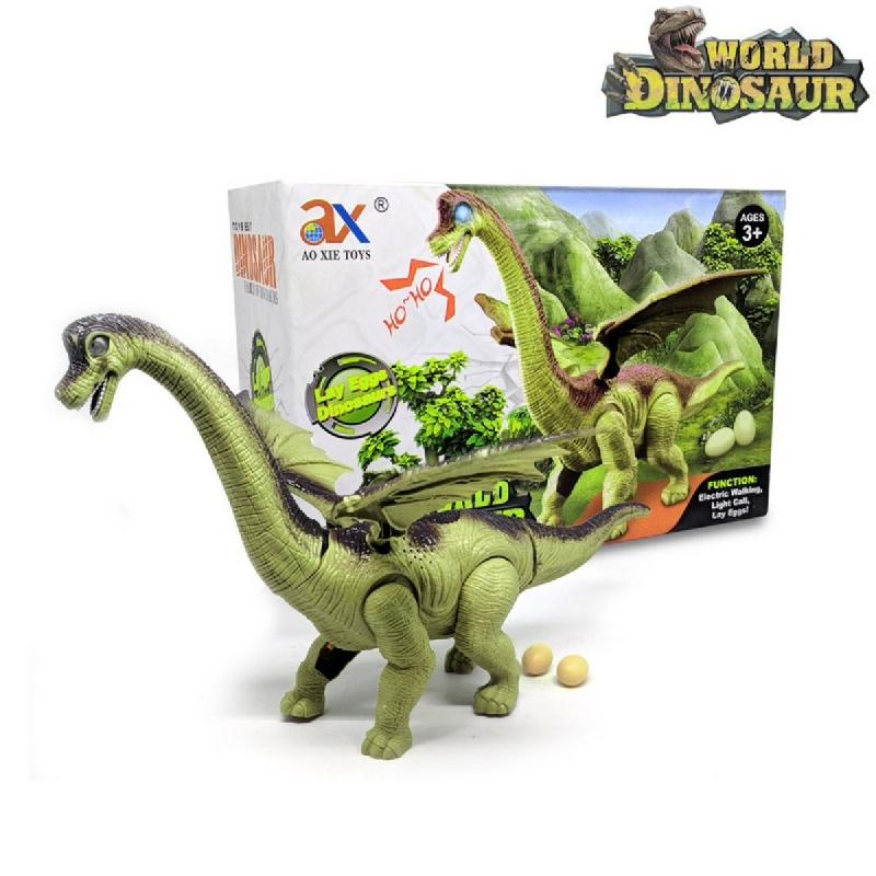 Mainan Anak Dinosaurus Bisa Bertelur Telur Dinosaurus Mainan Anak Light And Sound - 815B