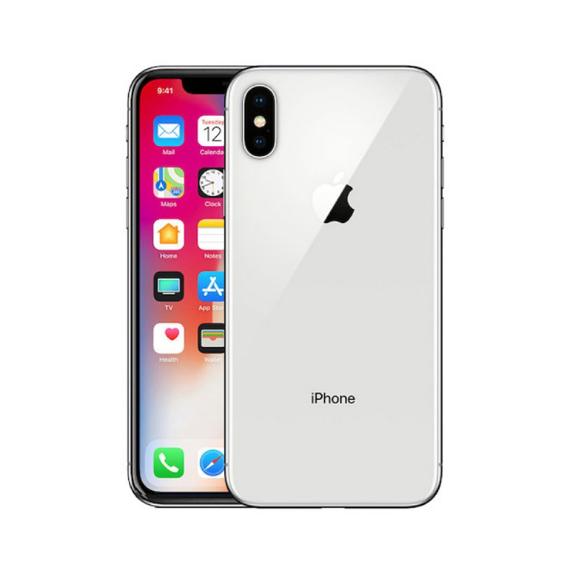 Apple iPhone X 64GB Silver (Employee Program)