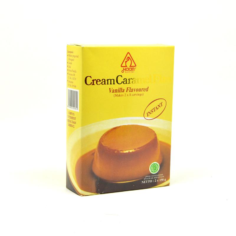 Flan Cream Caramel Flan 300 Gram