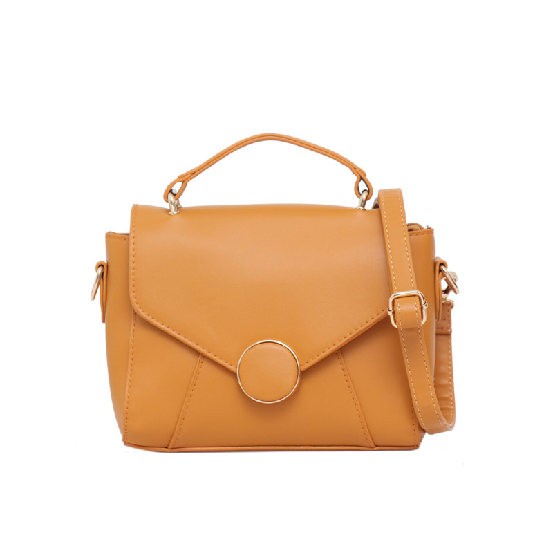 Lorica by Elizabeth Wilma Sling Bag Orange
