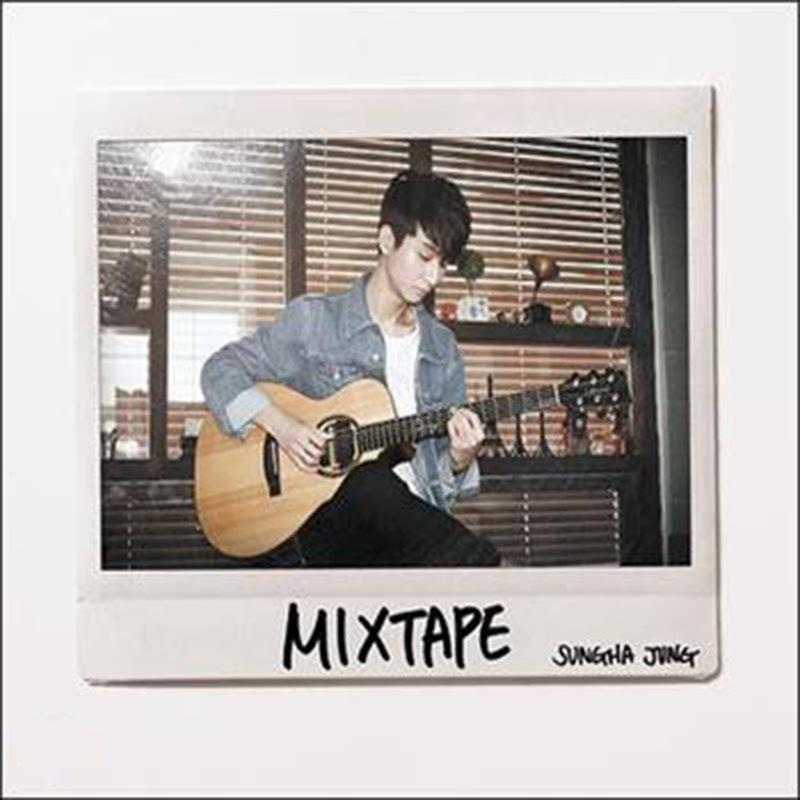 [CD] Sungha Jung - 7th Album_Mixtape