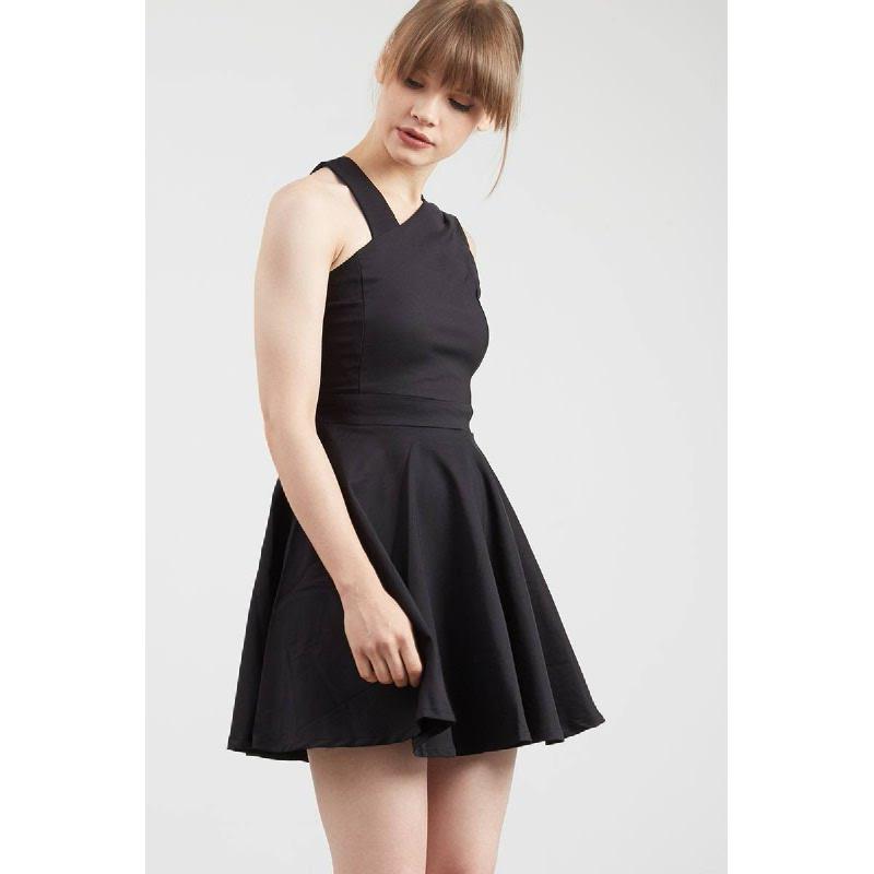 Gwen Kandel Dress in Black