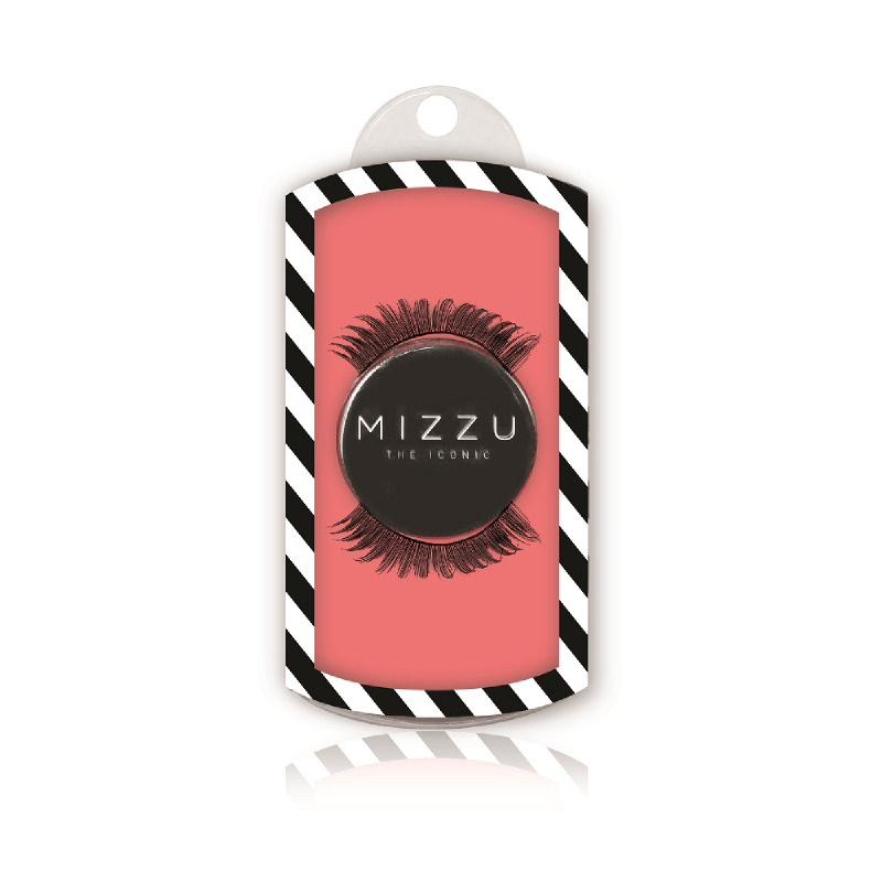 Mizzu Eyelash The Iconic Twiggy
